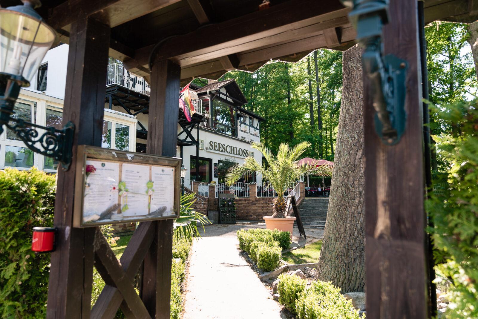 Hotel & Restaurant Seeschloß Lanke | Wandlitz OT Lanke