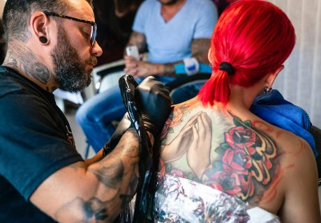HOUSE OF PAINT Tattoo- und Piercingstudio | Biesenthal