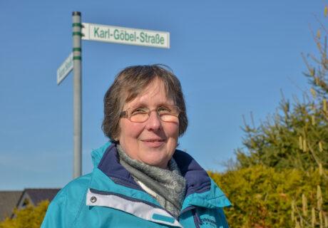 Historischer Spaziergang durch die Siedlung Gorinsee mit Cornelia Bera