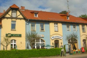 Restaurant Waldhof Spechthausen | Eberswalde OT Spechthausen
