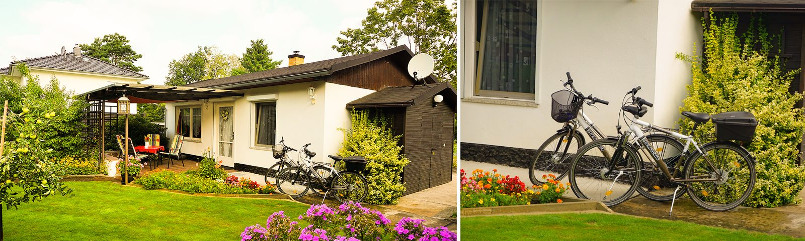 Ferienhaus der Familie Hinz | Wandlitz