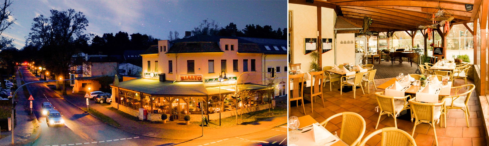 Brauhaus & Restaurant Rialto | Wandlitz