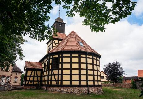 Fachwerkkirche Tuchen | Breydin