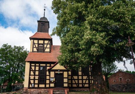 Fachwerkkirche Tuchen