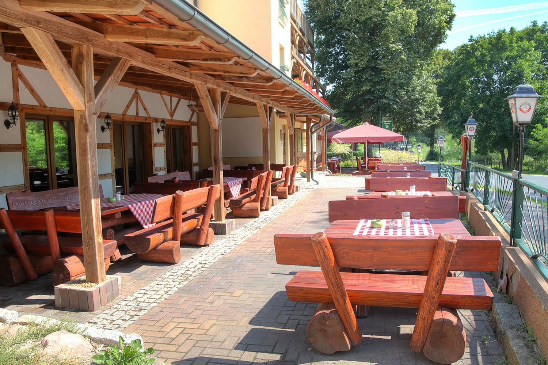Hotel & Restaurant Jägerheim Ützdorf am Liepnitzsee | Wandlitz OT Lanke Ützdorf