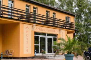 Gasthaus und Hotel Schleusenmühle | Marienwerder
