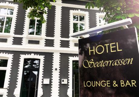 "Lounge-Hotel & Bar ""Seeterrassen"" | Wandlitz"