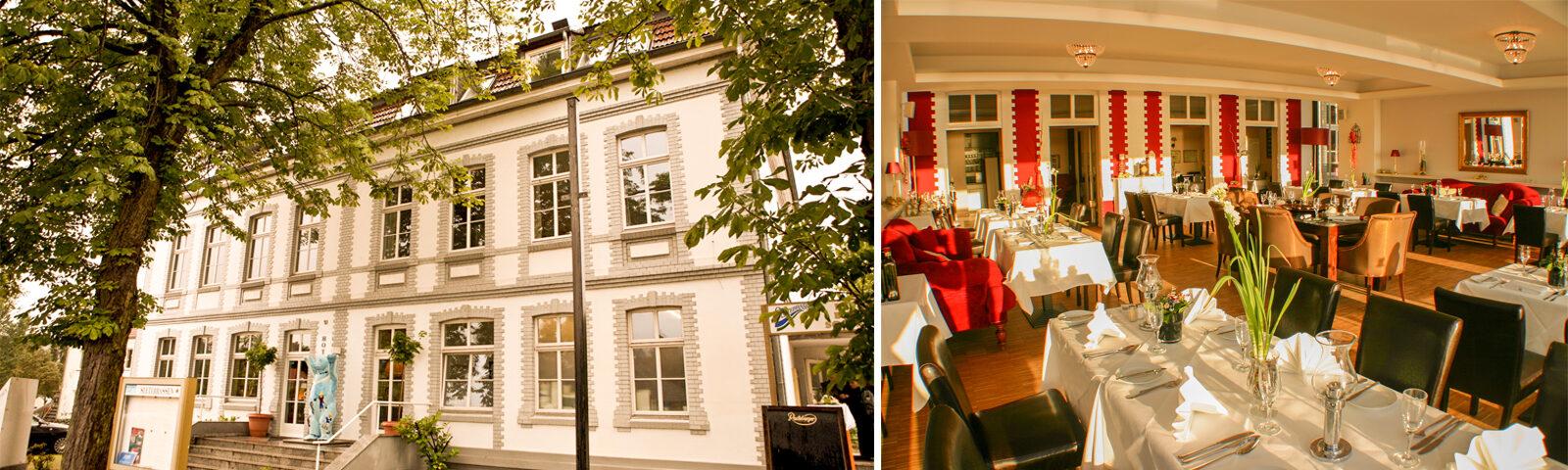 Hotel & Restaurant Seeterrassen | Wandlitz