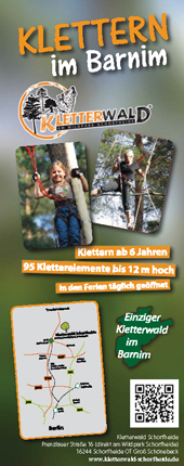 Kletterpark Schorfheide