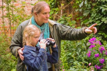 Wysent Umweltbildung und Naturerlebnisführungen mit Carina Vogel