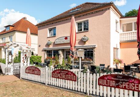 Café & Restaurant Rosengarten | Wandlitz