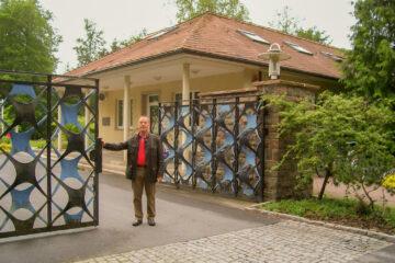 Unterwegs durch die Waldsiedlung und in der Region mit Wolf-Dieter Setz