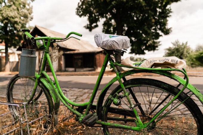 Radfahren im Naturpark Barnim - Tourenvorschläge