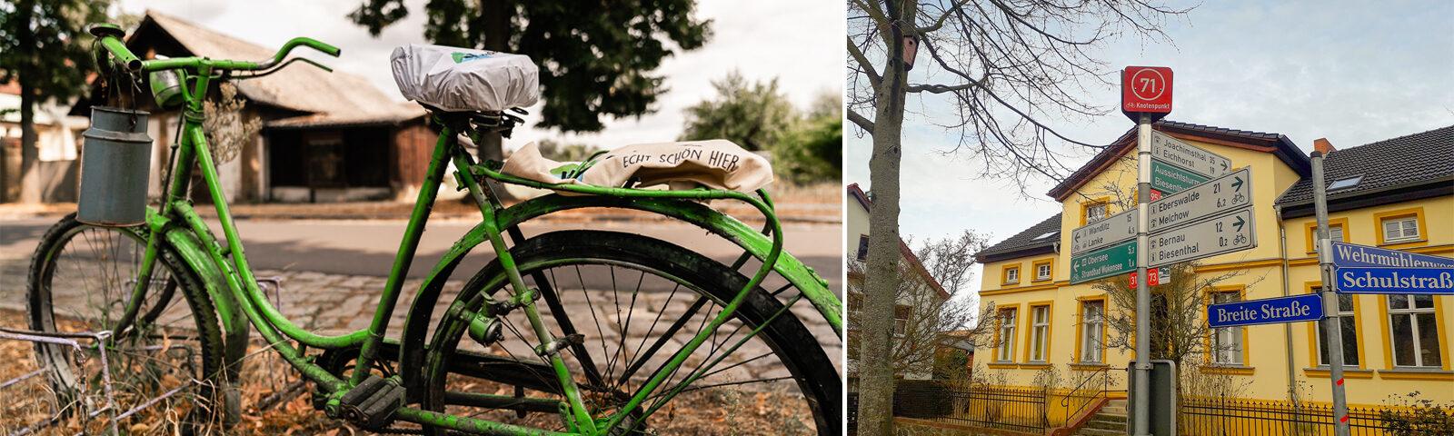 Radfahren im Naturpark Barnim – Tourenvorschläge