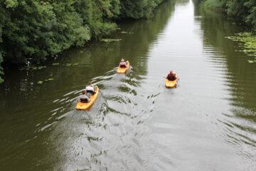 Bootshaus Lotti - Finowkanal Abenteuer beginnen hier